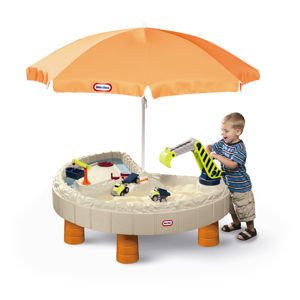 Builder's Bay™ Sand & Water Table