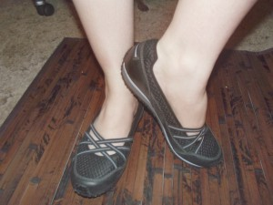 Ahnu Crissy Shoes
