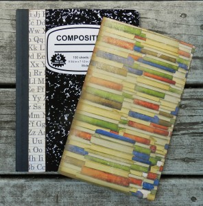 Deconstructed Composition Notebook