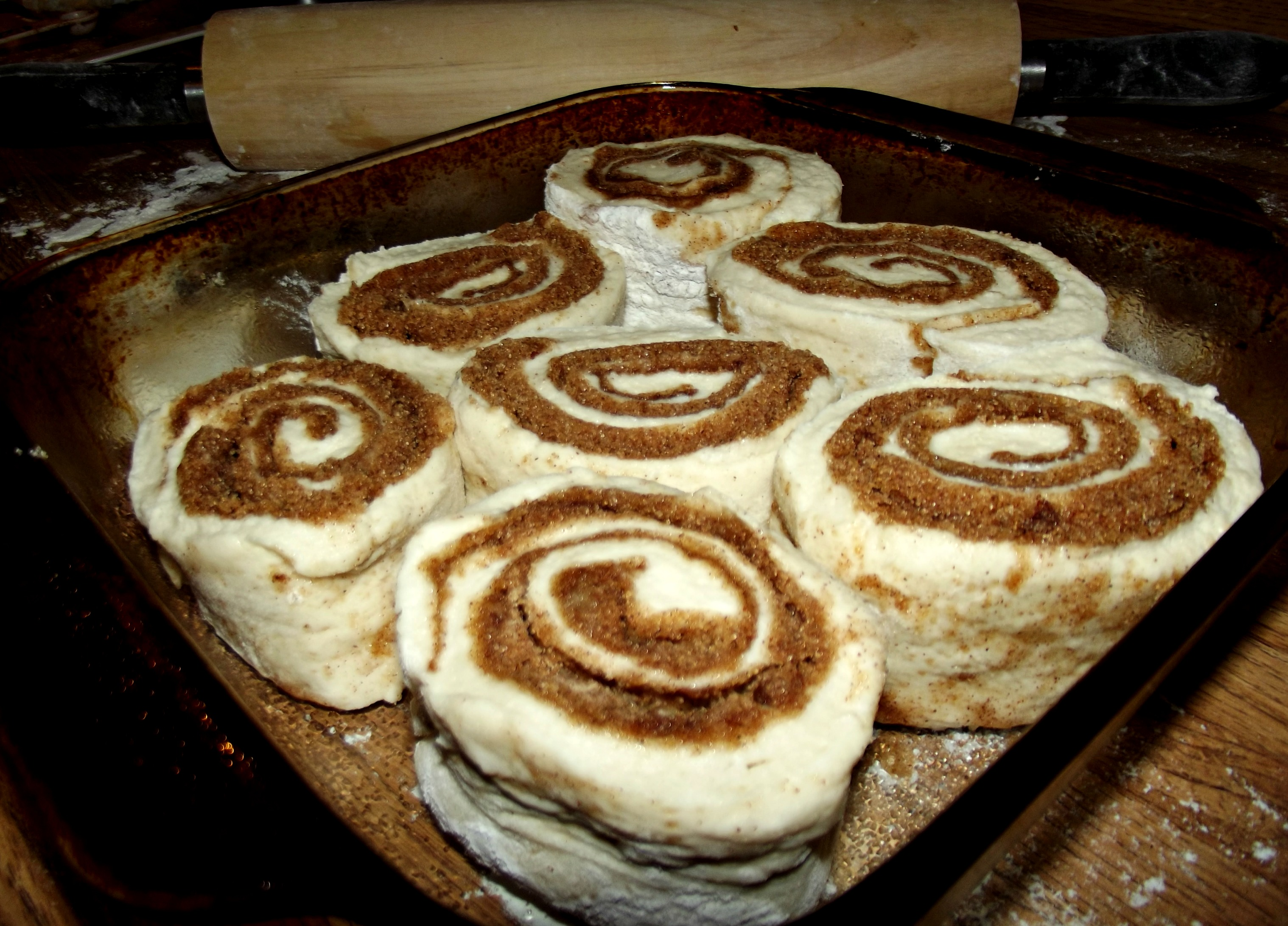Quick And Easy Homemade Cinnamon Rolls With No Yeast