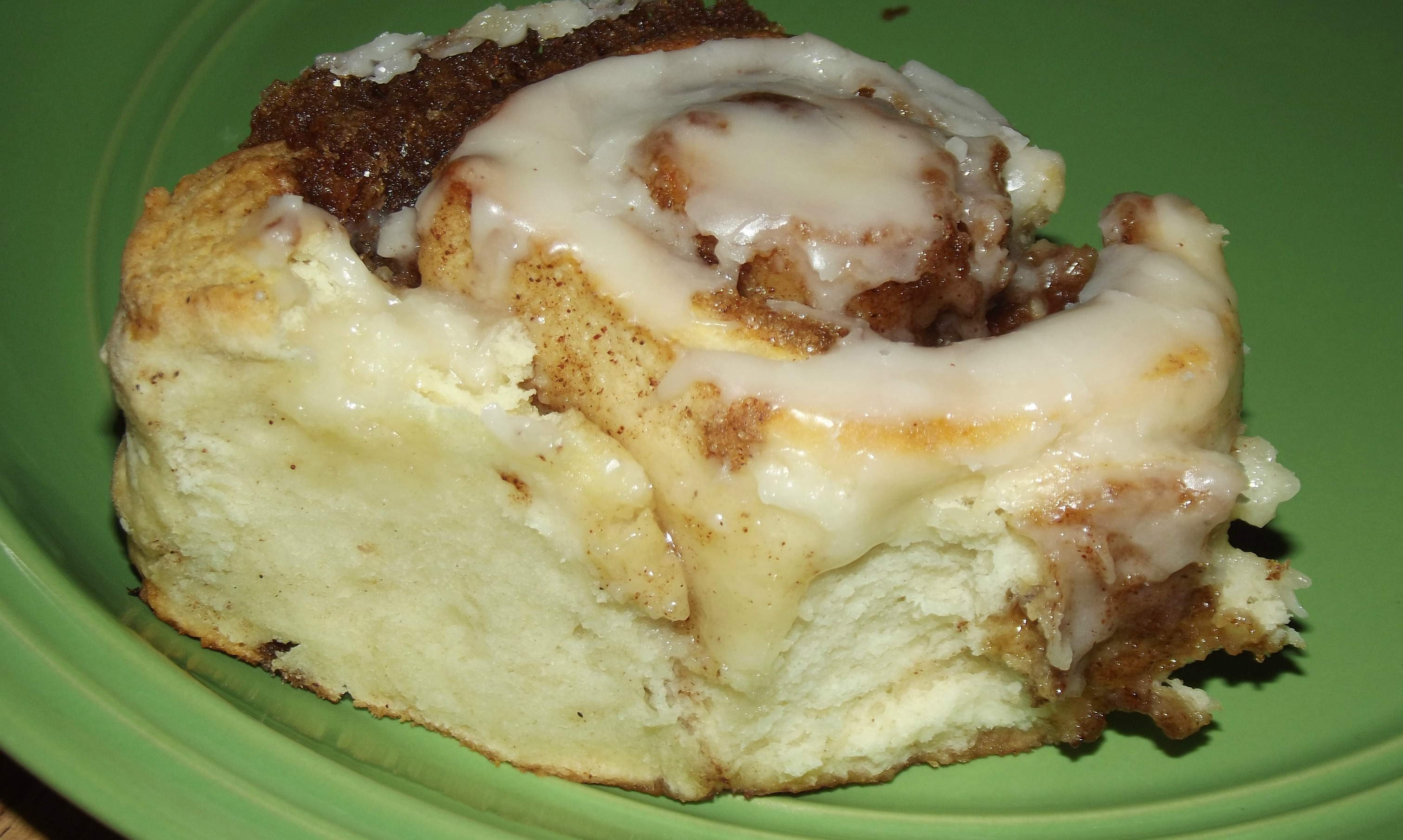 Easy Homemade Cinnamon Rolls Homemade cinnamon rolls. the other day i ...