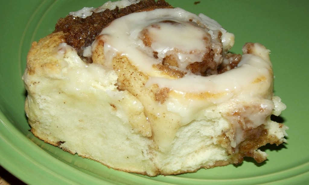 Quick and Easy No Yeast Cinnamon Rolls Recipe