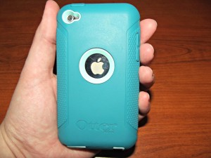 Loving My iPod Touch 4th Generation Defender Series Case from Otterbox