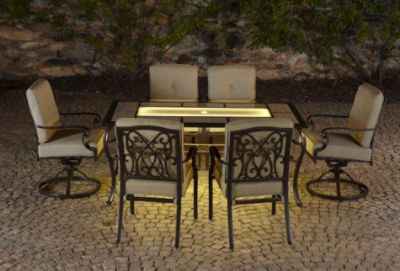 Come Get Grillingishappiness With Sears Lighted Patio Sets And Kenmore Grill Sobewff
