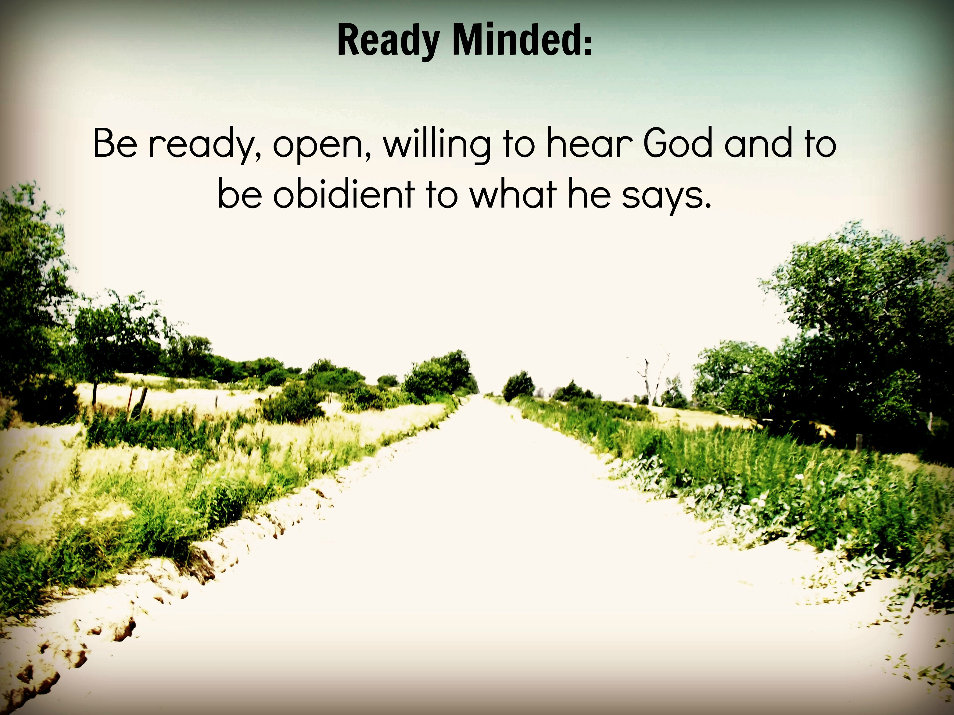 Image result for being ready minded