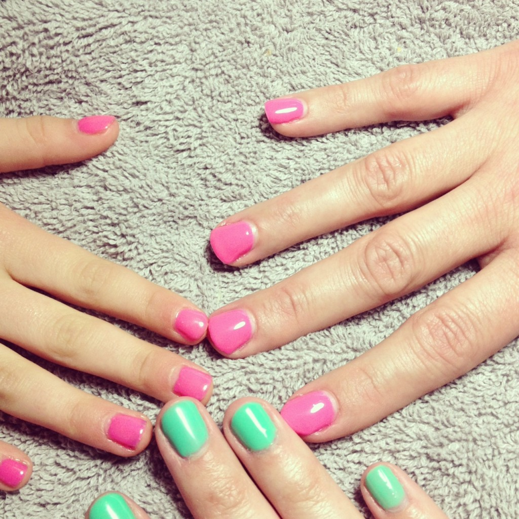 Salon Quality Nails At Home With Couture Gel Nail Polish