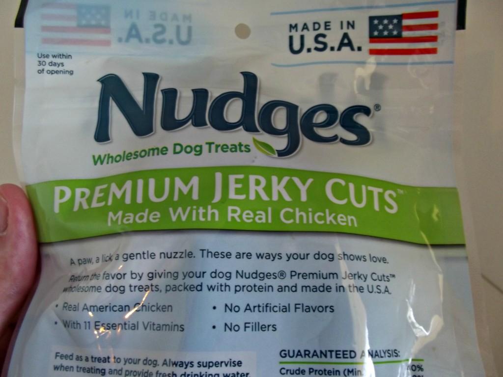 Nudges Jerky