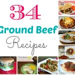 Here are 34 Ground Beef Recipes You Will Want To Try!
