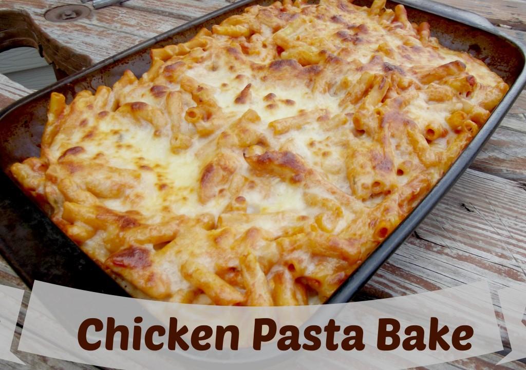 Chicken Pasta Bake