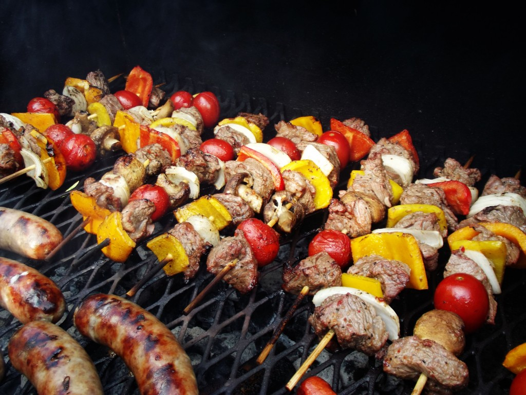 How to cook shish kebab in the oven 32