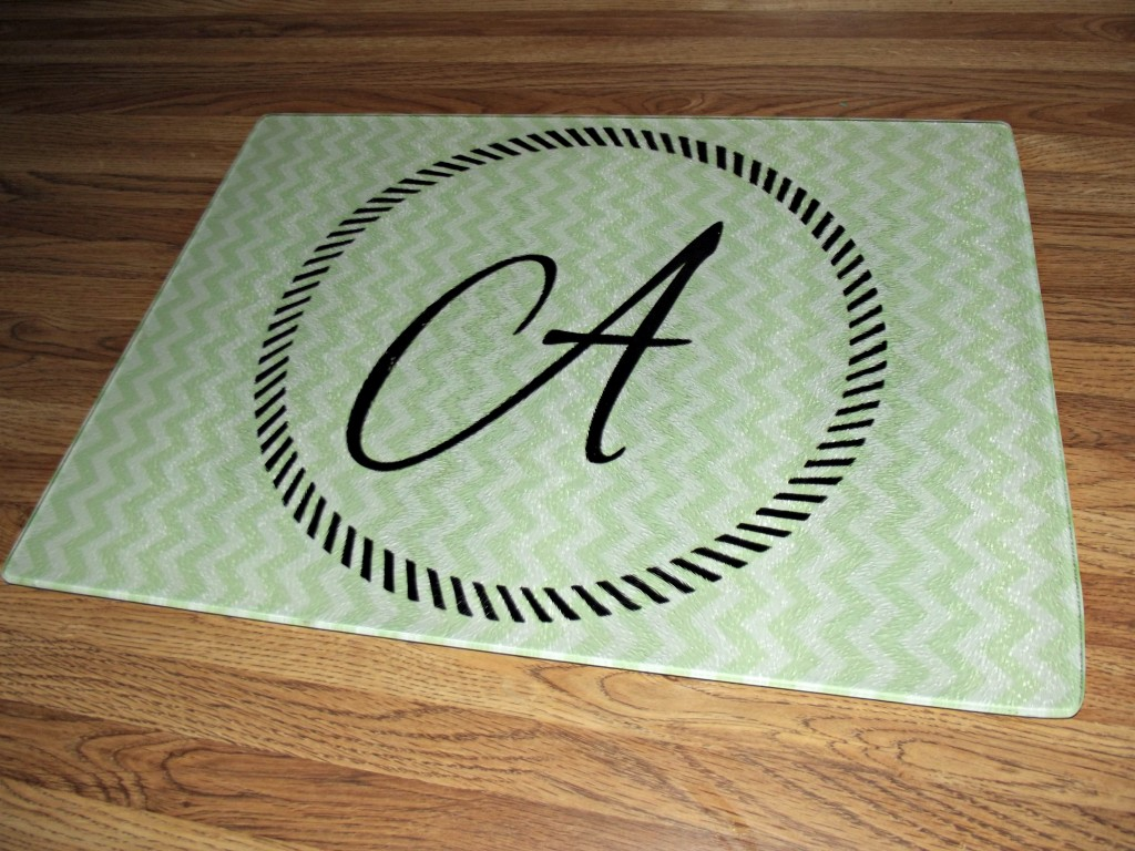 Custom Glass Cutting Board
