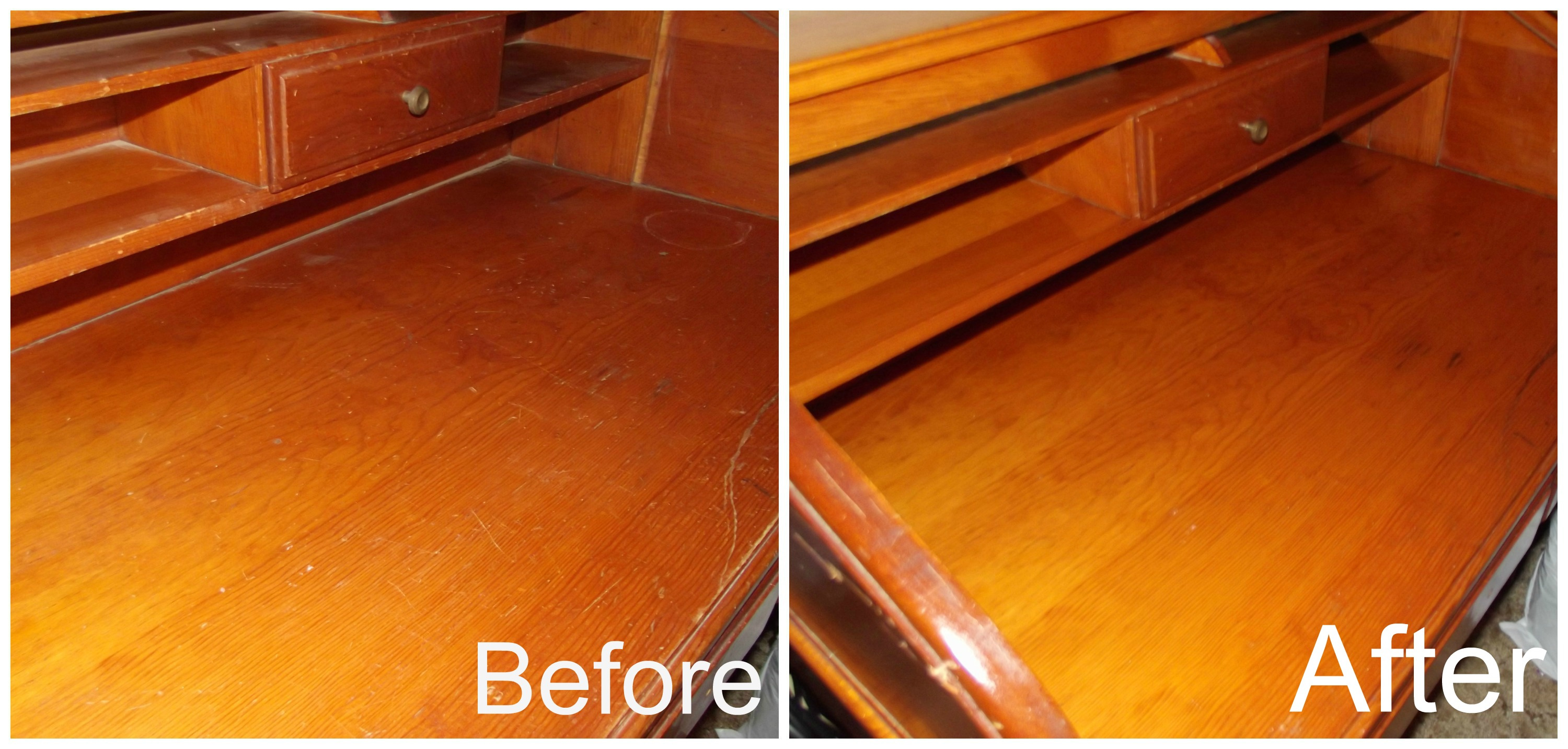How to Fix Scratches in Your Wood Furniture