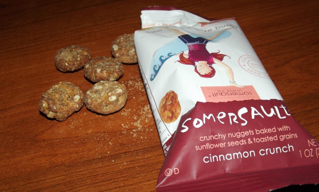 Cinnamon Crunch Somersault