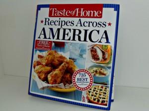 Taste Of Home Recipes Across America Cookbook is a Must Have + Irish Soda Bread Recipe!