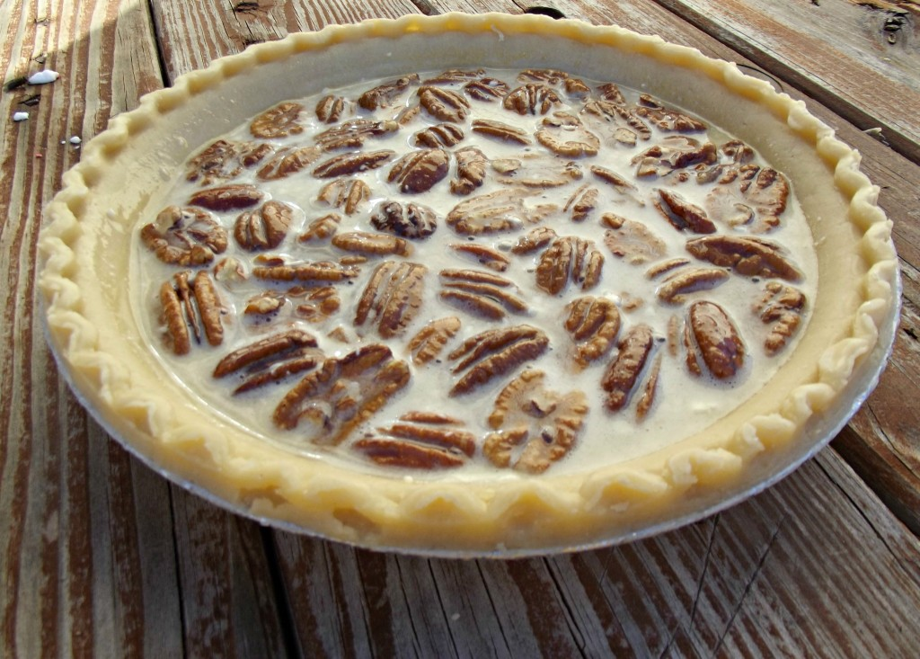 Simple Pecan Pie Recipe