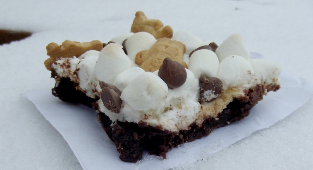 Easy S'more Brownies – Perfect Treat Anytime of Year!