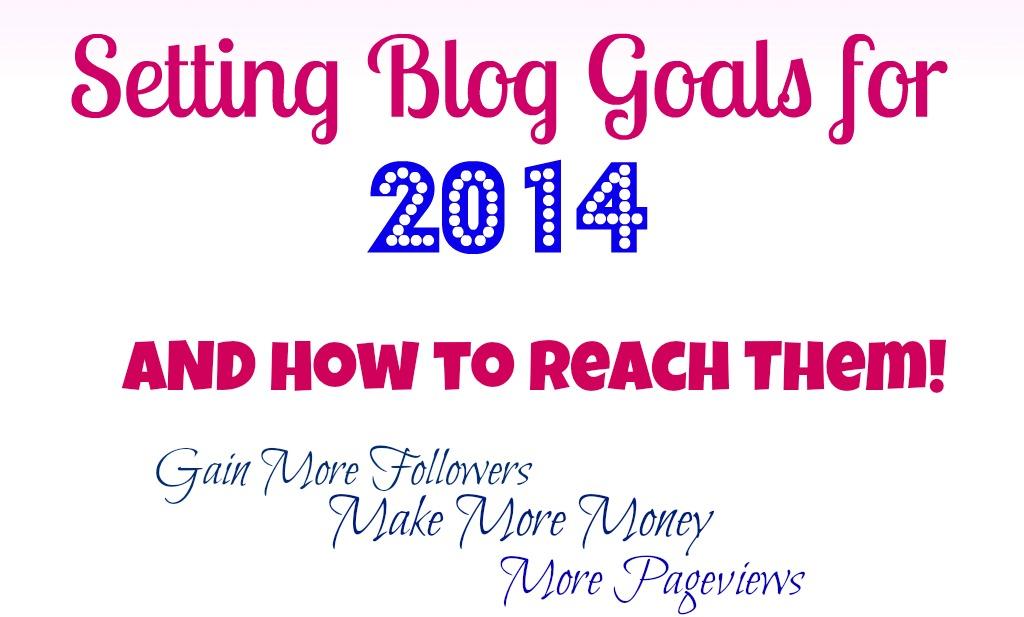 Setting Blog Goals