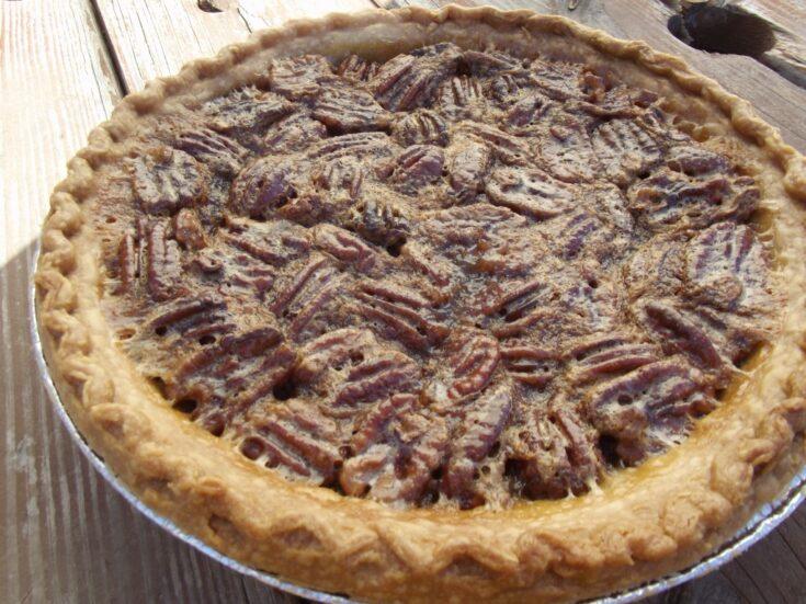 Super Easy Pecan Pie Recipe!