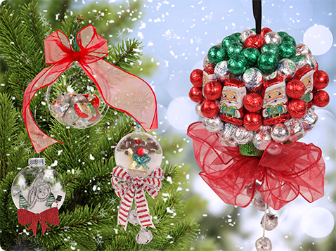 Palmers Candy Ornaments
