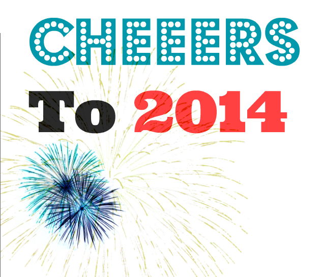Cheers to 2014! I pray we all can have a blessed year! - Chicnsavvy ...