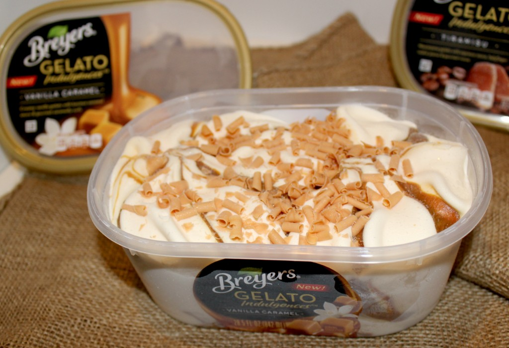 Breyers Gelato Indulgences