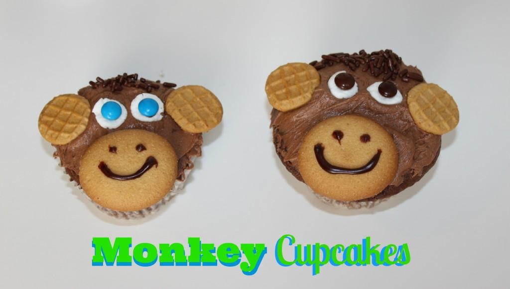 Cake Mix Recipes That Taste Like Bakery: Make A Box Cake Mix Taste Like A Bakery + Cute Monkey Cupcakes