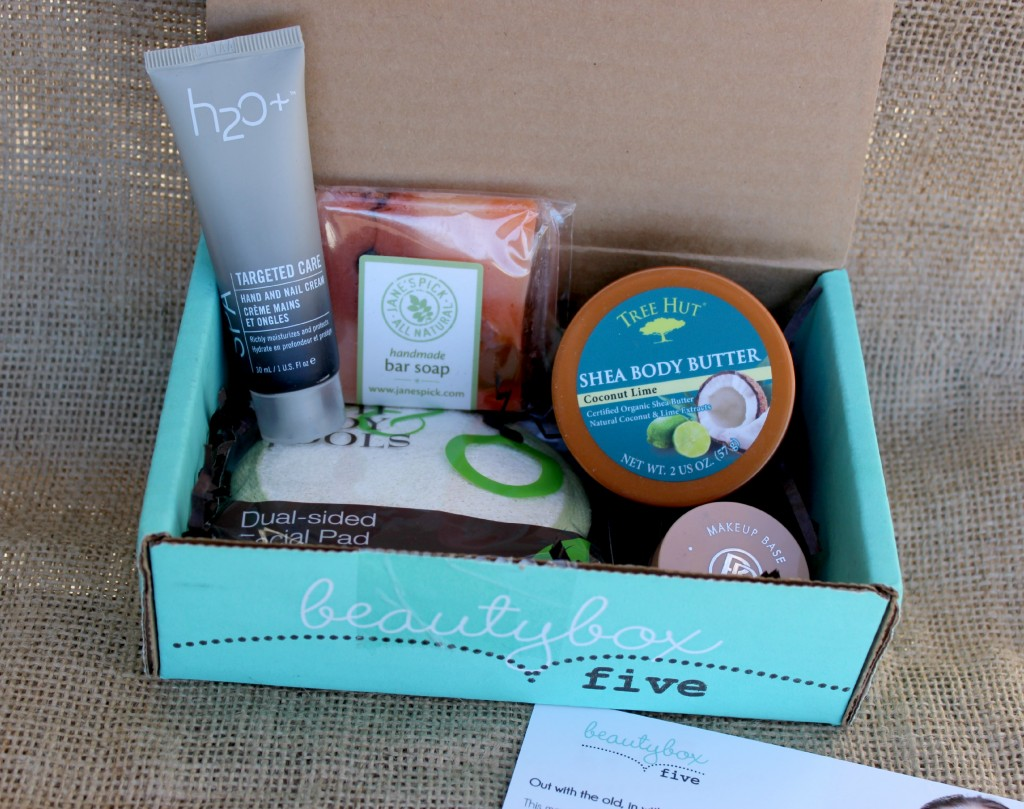 March Beauty Box 5