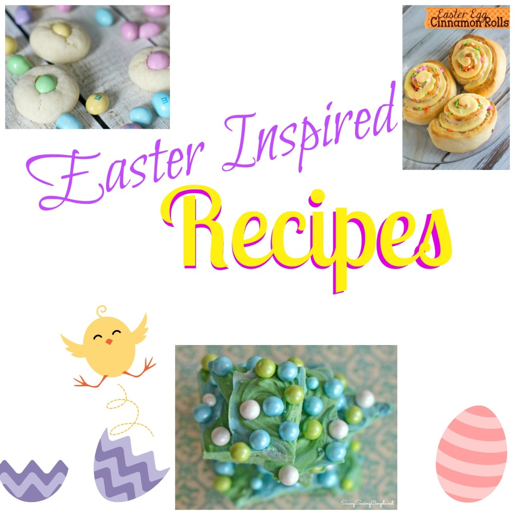 Easter Inspired Recipes