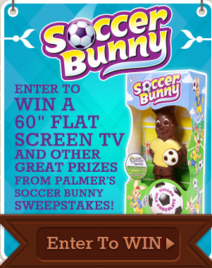 Palmer's Soccer Bunny Sweepstakes