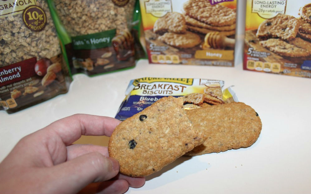 Nature Valley Breakfast Biscuits