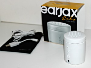 Check out the New earjax Echo by BodyGuardz Portable Speaker!