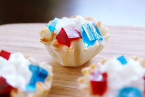 Red White and Blue Bites Recipe – Perfect for BBQ's And Gatherings!