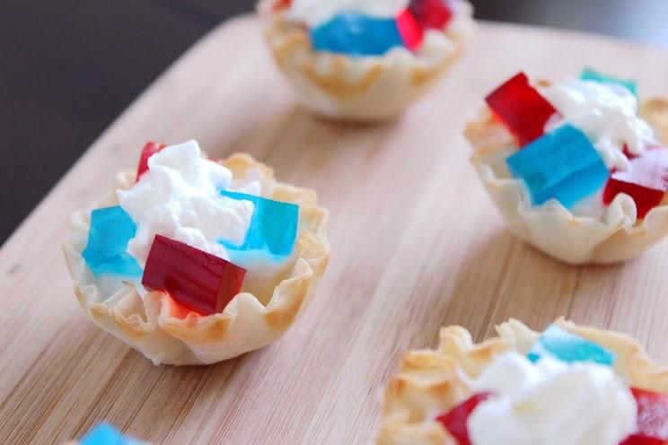 Red White Blue Bites