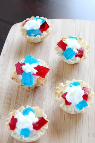 Red White Blue Bites