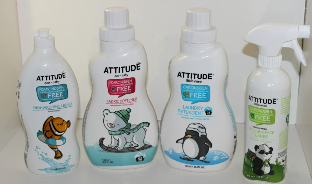 Check Out This Line Of Eco Friendly Baby Products