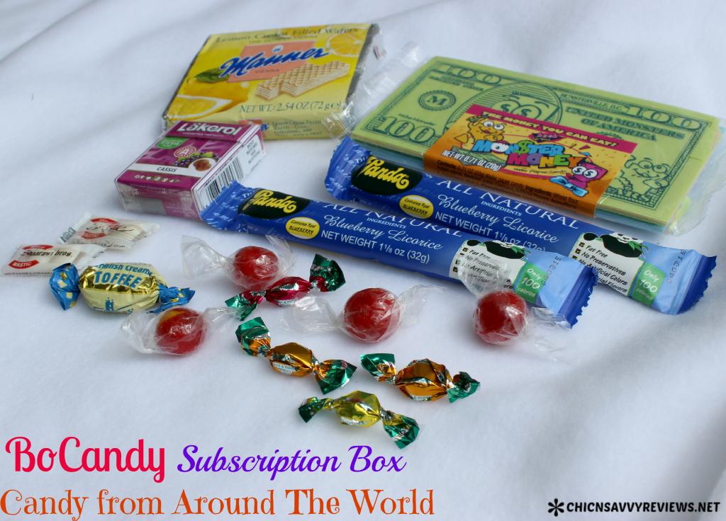 Bocandy Subscription Box