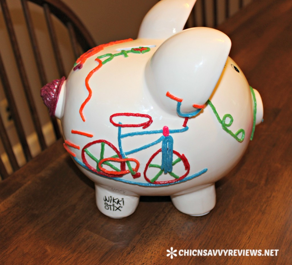 Create custom piggy bank archives chicnsavvy reviews for Make your own piggy bank