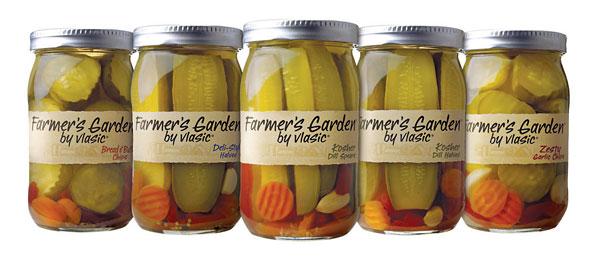 Farmers Garden Vlassic Pickles