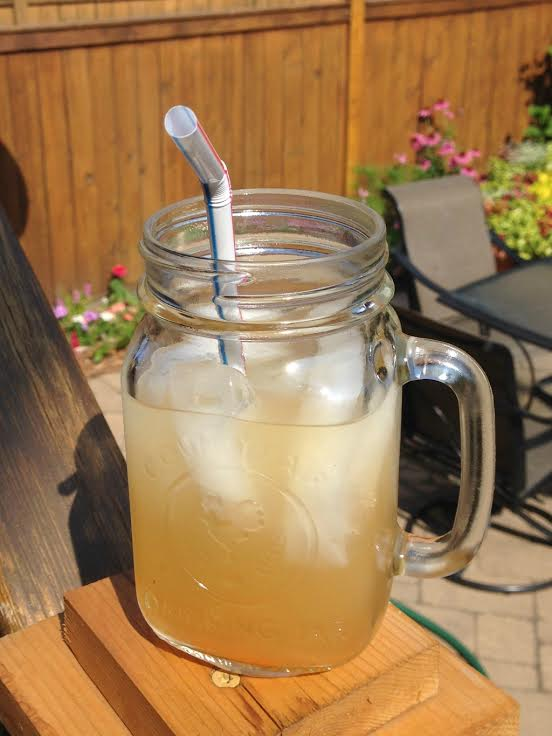Spicy Lemonade Recipe