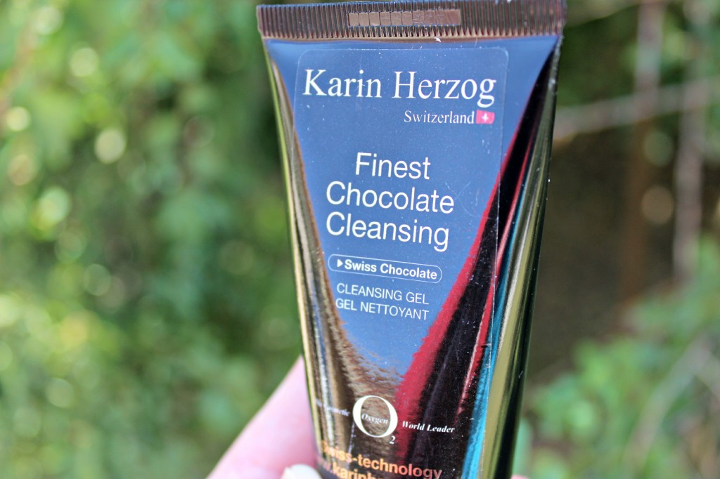 Karin Herzog's Finest Chocolate Cleansing Gel
