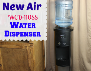 Check Out Our NewAir Water Dispenser! We Have Been Loving It