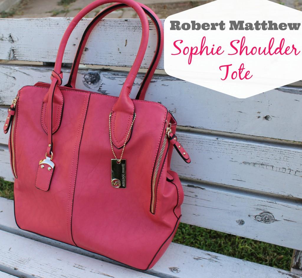 Robert Matthew Sophie Shoulder Tote