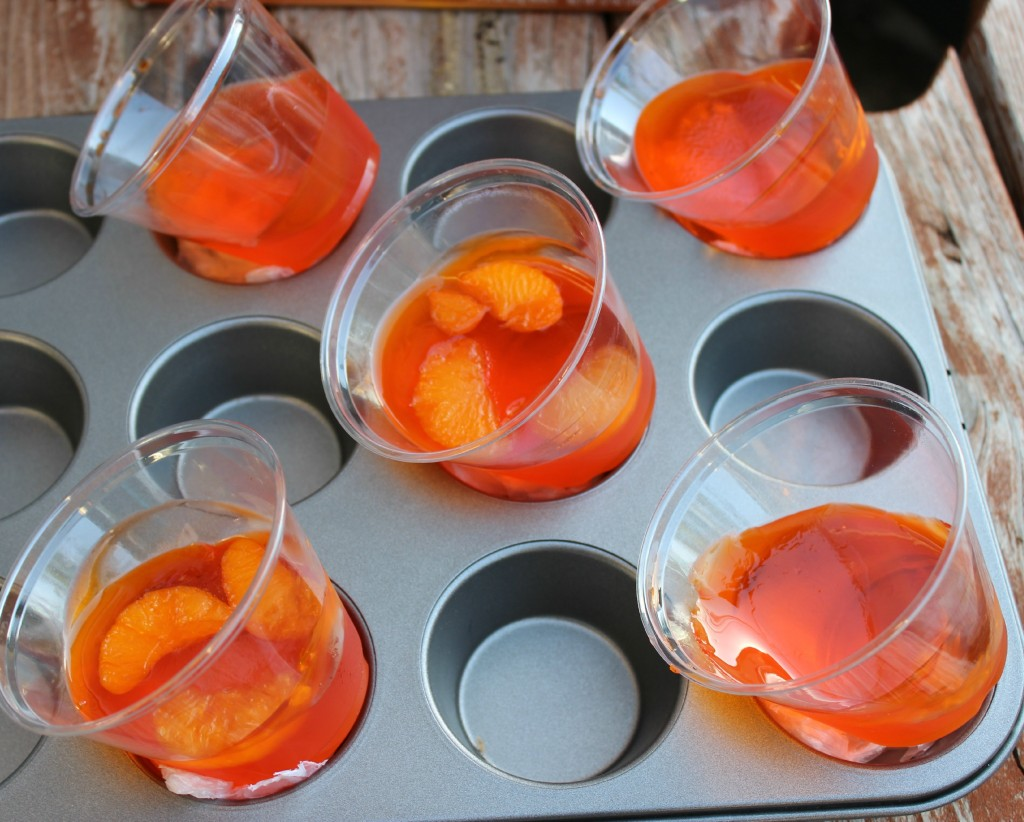JellO Cups #TeamJellO
