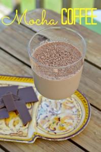 Quick and Easy Mocha Coffee Recipe