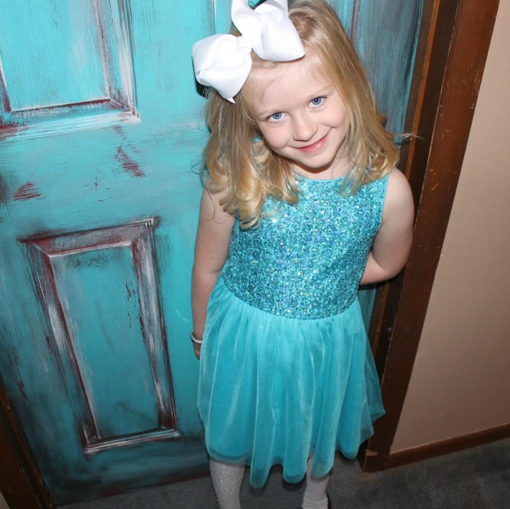 Sparkle Sequin Outfit