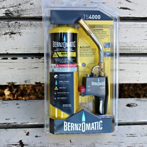 Bernzomatic TS4000 Torch Kit – Great Gift For The Man In Your Life!