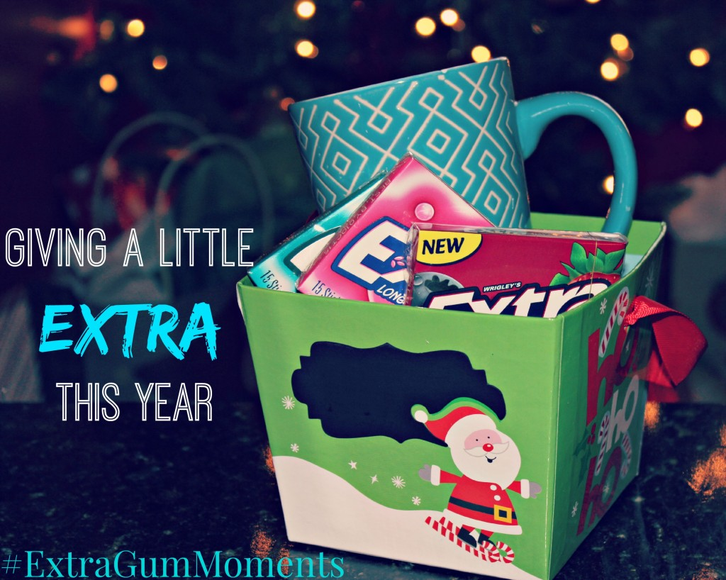 Give Extra