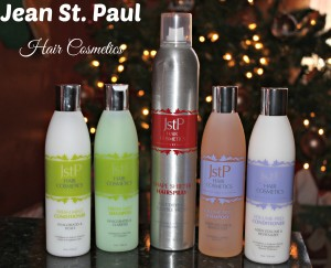 Absolutely In Love with Jean St. Paul Hair Care Products!