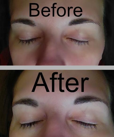 Rapid brow enhancing serum reviews