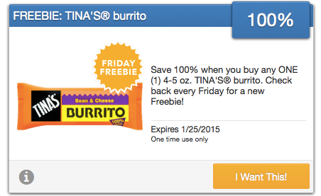 TINA'S Burrito